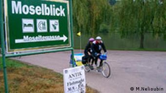 Mosel, Radtour, Deutschland entdecken Bild 9
