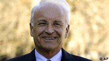 Deutschland Bayern CSU Ministerpräsident Edmund Stoiber
