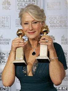 USA Film Golden Globe Helen Mirren