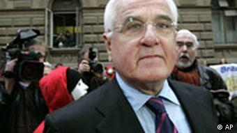 Deutschland Volkswagen Peter Hartz Prozess in Braunschweig