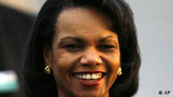 Condoleezza Rice in Berlin