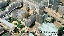 Deutschland Hamburg in 3D bei Google Earth Michel