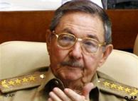 El presidente interino Raúl Castro.