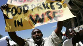 Kenia WSF Weltsozialforum in Nairobi