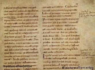 Страсбургские Клятвы. Летопись Нитхарда История сыновей Людовика Благочестивого. 841-843 гг.
