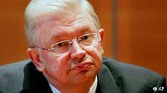 Roland Koch, premier of Hesse