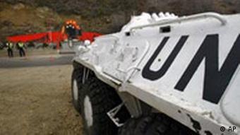 UN im Kosovo