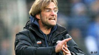 Jürgen Klopp, Trainer in Mainz
