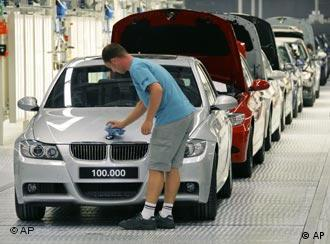 German car maker's threatened local job losses if limits too strict