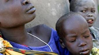 Armut in Afrika
