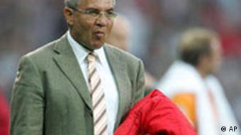 Deutschland Fußball Bayern trennt sich von Felix Magath