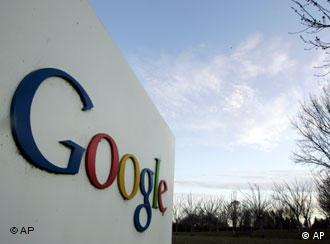 Google-Firmensitz in Kalifornien (Quelle: AP)