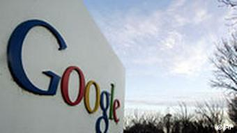 Google Kalifornien Logo Hauptsitz