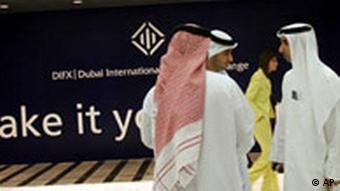 Dubai Finanzzentrum Börse