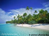 Son varios los pueblos amenazados por el ascenso del nivel del mar.