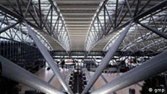 Architektur Meinhard von Gerkan Flughafen Hamburg