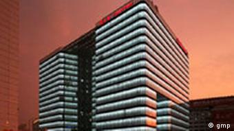 Architektur Meinhard von Gerkan Zhongguancun Medientower