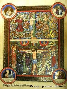 Evangeliar von Heinrich dem Löwen