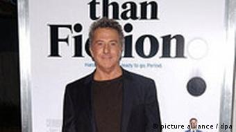 Dustin Hoffman auf der Premiere von Schräger als Fiktion in Westwood, Kalifornien (30.10.2006)