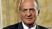 King Juan Carlos I of Spain headshot, photo