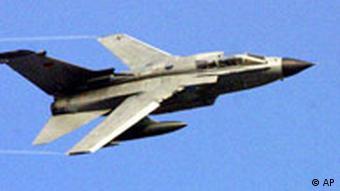 A German airforce Tornado
