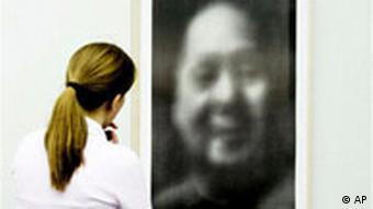 Deutschland Kunst Gerhard Richter Ausstellung in Flensburg Mao