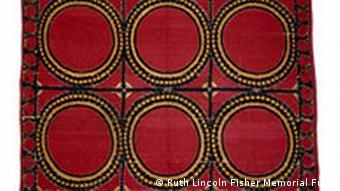 Ausstellungstipps 09.02.2007 Rote Textilien in Washington