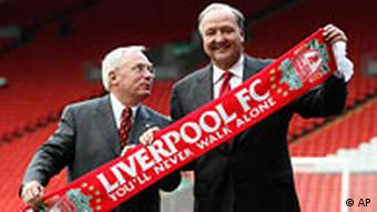FC Liverpool - George Gillett und Tom Hicks