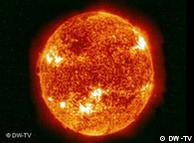 El astro rey, la mayor central energética de esta parte del universo.