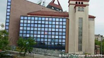 Gebäude Radio Television Serbia Serbien Dear Diana, This is to justify that picture of the building of RTS and Logo of RTS could be published at the website. Best Regards, Majda Ropret Filipovic ----- Original Message ----- From: Diana Hodali To: Majda@rts.co.yu Sent: Friday, February 09, 2007 12:00 PM Subject: Pictures for Deutsche Welle Dear Majda, thank you for your cooperation. As I told you on the phone, we would be in need of a picture of the building of RTS or the Logo as we do have a Serbian Website. Could you please also write in your E-Mail that you give Deutsche Welle the right to publish the pictures on the website? Of course, we put RTS as a source on the picture. Best Regards Diana Hodali