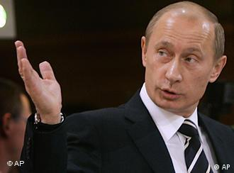 Путин обича да е номер едно