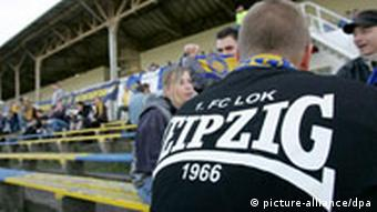 Lokomotive Leipzig Fans