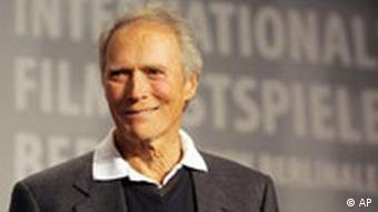 Clint Eastwood, director of the movie Letters From Iwo Jima.