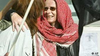 Joelle Aubron kommt frei