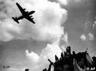 Entre 1948 y 1949, el Berlín occidental fue abastecido desde el aire.