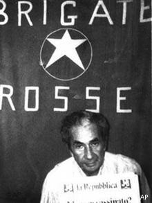 Aldo Moro in der Hand der Roten Brigaden