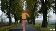 Suzanna on the run