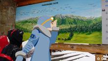 Suzanna flees to Knight's Mountain