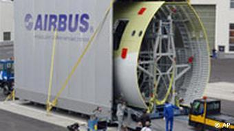 Symbolbild Airbus Fabrik