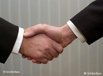 Gute Kontakte zwischen Deutschland und der Ukraine