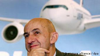 Airbus-Chef Louis Gallois