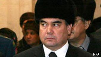 قربانغلی بردی محمداف، رییس جمهور ترکمنستان