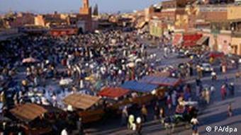 Marrakesch, Marokko