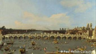 Die Westminster Bridge von Antonio Canaletto