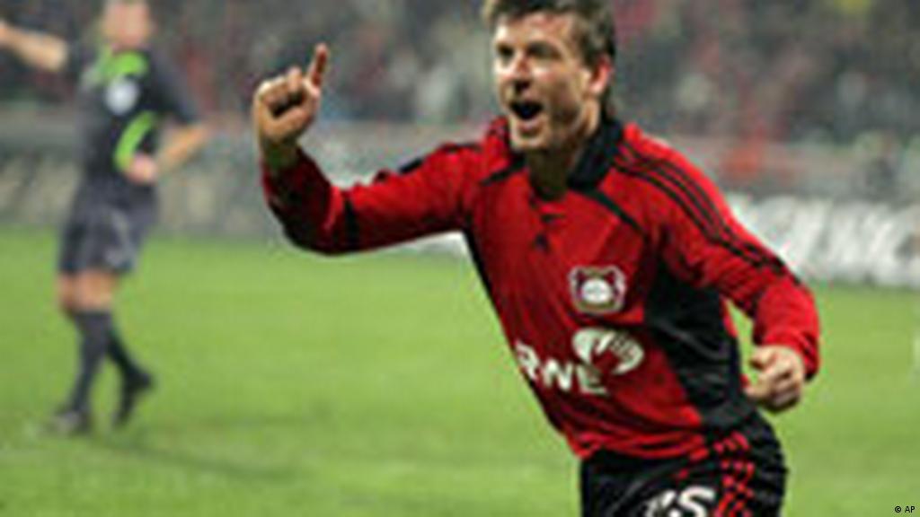 Футбол кубок уефа 2006- 2007 блэкберн- байер