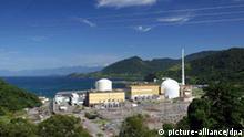 Brasilien, Kernkraftwerk Angra