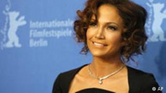 Berlinale 2007 - Jennifer Lopez