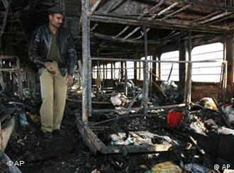 68 people were killed when terrrorists targeted the Samjhauta Friendship Express on 19 February 2007