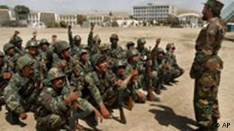 Certain Afghan soldiers are accused of being corrupt and badly trained
