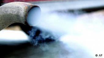 Klima Verkehr Auspuff Autoabgase Steuer
